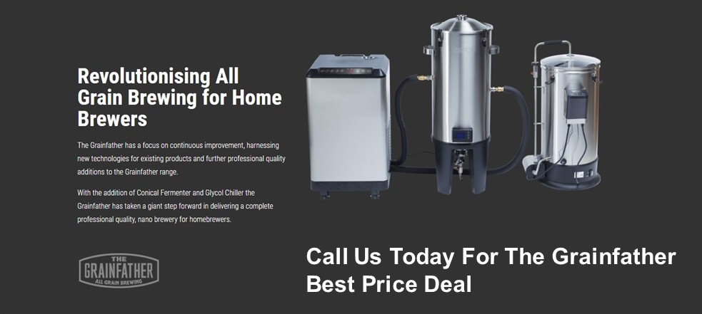 Grainfather Promo x